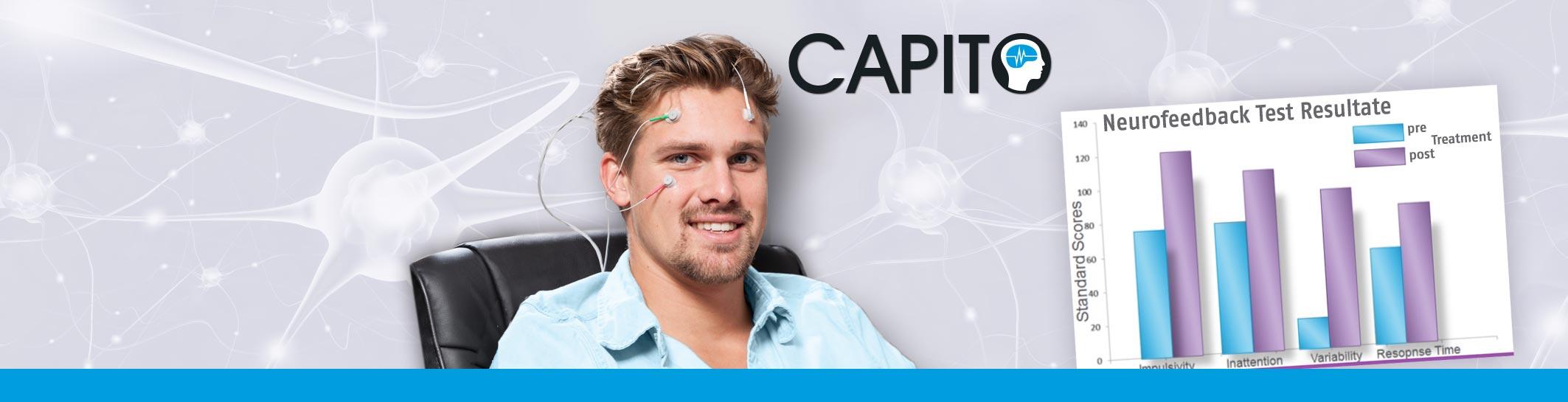 CAPITO - Test für Neurofeedback, Biofeedback, Coaching